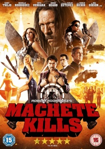 Machete Kills (2013) artwork