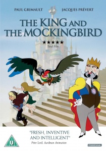 The King and the Mockingbird artwork