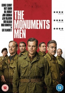 The Monuments Men (2014) artwork