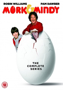 Mork & Mindy: Complete Collection artwork