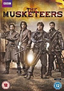 The Musketeers artwork