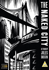 The Naked City (1958) artwork