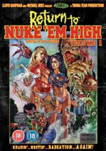 Return To Nuke 'Em High - Volume 1 artwork