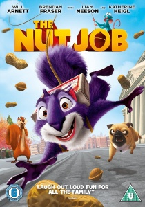 The Nut Job (2014) artwork