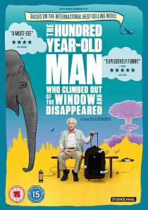 The 100 Year Old Man Who Climbed Out The Window And Disappeared (2014) artwork