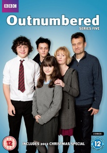 Outnumbered Series 5 artwork