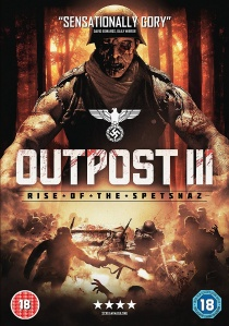 Outpost III: Rise of the Spetsnaz artwork