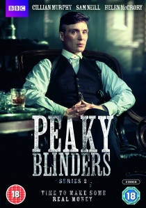 Peaky Blinders: Series 2 (2014) artwork
