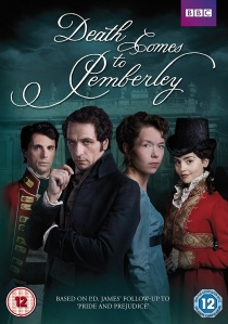 Death Comes To Pemberley artwork