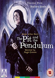 The Pit and the Pendulum (1961) artwork