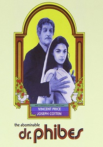 The Complete Dr Phibes (1971) artwork
