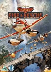 Planes: Fire & Rescue artwork