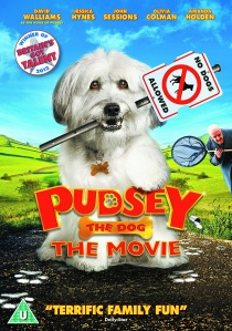 Pudsey The Dog: The Movie artwork