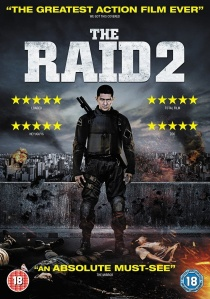The Raid 2 (2014) artwork