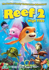 The Reef 2: High Tide artwork