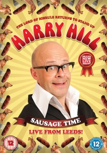 Harry Hill Live: Sausage Time (2014) artwork