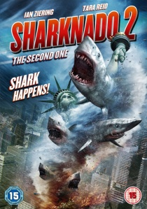 Sharknado 2: The Second One (2014) artwork