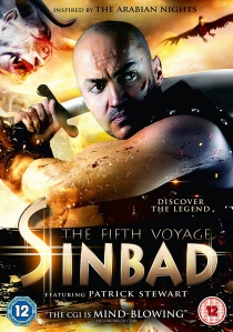 Sinbad The Fifth Voyage (2014) artwork