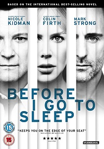 Before I Go To Sleep (2014) artwork