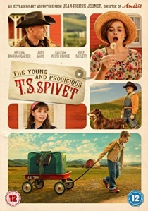 The Young and Prodigious T.S Spivet artwork