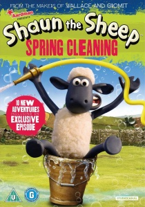 Shaun the Sheep: Spring Cleaning (2012) artwork