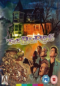 The 'Burbs (1989) artwork