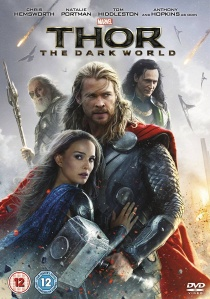 Thor: The Dark World (2013) artwork