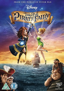 Tinker Bell and The Pirate Fairy artwork