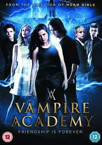 Vampire Academy (2014) artwork