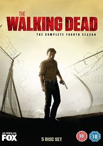The Walking Dead: The Complete Fourth Season (2014) artwork