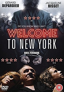 Welcome to New York artwork