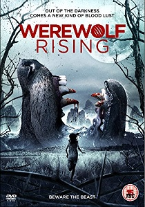 Werewolf Rising artwork