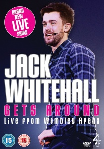 Jack Whitehall Gets Around: Live from Wembley Arena (2014) artwork