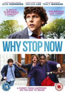 Why Stop Now artwork
