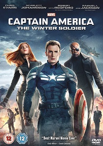Captain America: The Winter Soldier artwork