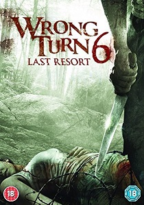 Wrong Turn 6: Last Resort (2014) artwork