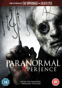 Paranormal Xperience (2011) artwork