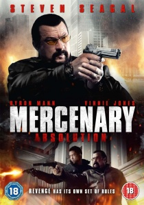 Mercenary - Absolution (2015) artwork