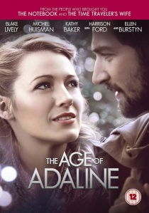 The Age of Adaline (2015) artwork