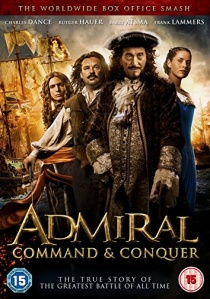 Admiral: Command and Conquer (2014) artwork