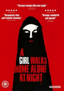 A Girl Walks Home Alone At Night (2014) artwork