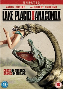 Lake Placid Vs. Anaconda (2014) artwork