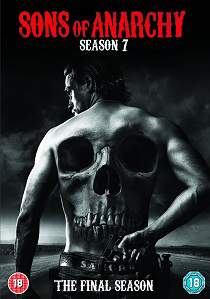 Sons of Anarchy - Season 7 (2014) artwork