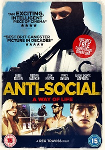 Anti-Social (2015) artwork