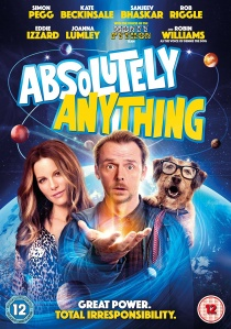 Absolutely Anything (2015) artwork