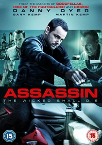 Assassin (2014) artwork