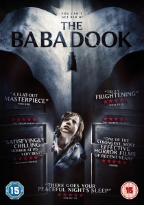 The Babadook (2014) artwork