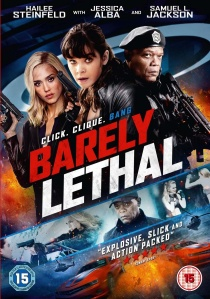 Barely Lethal (2015) artwork