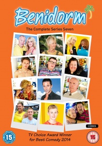Benidorm - Series 7 (2014) artwork