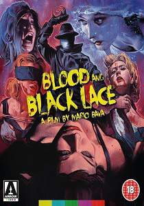 Blood and Black Lace (1964) artwork
